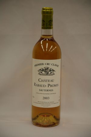 Chateau Rabaud Promis 2003
