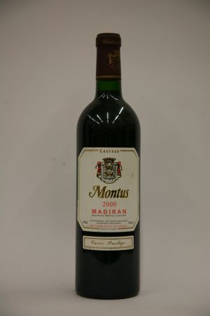 Chateau Montus Cuvée Prestige, Madiran AOC 2000