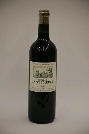 Chateau Cantemerle 2004