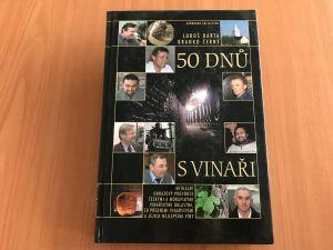 Kniha - 50 dnů s vinaři