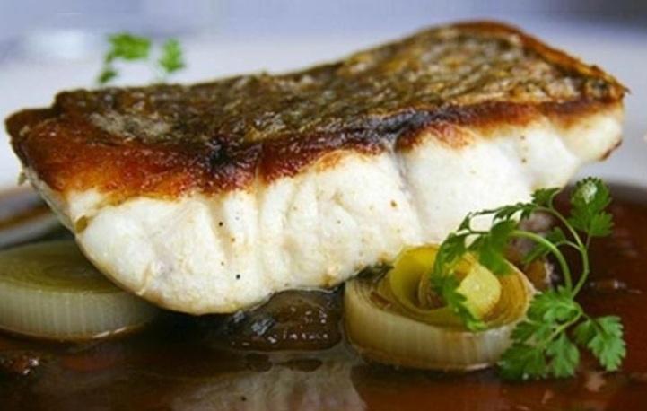 Víno, ryby a mořské plody
